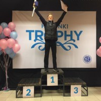 And the final winner of Helsinki Trophy 2016 – Aaron Hirsimäki, Junior B Boys