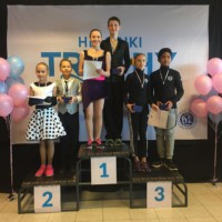 Winners / Basic Novice, Ice Dance