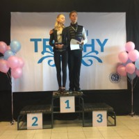 Winners / Junior Ice Dance